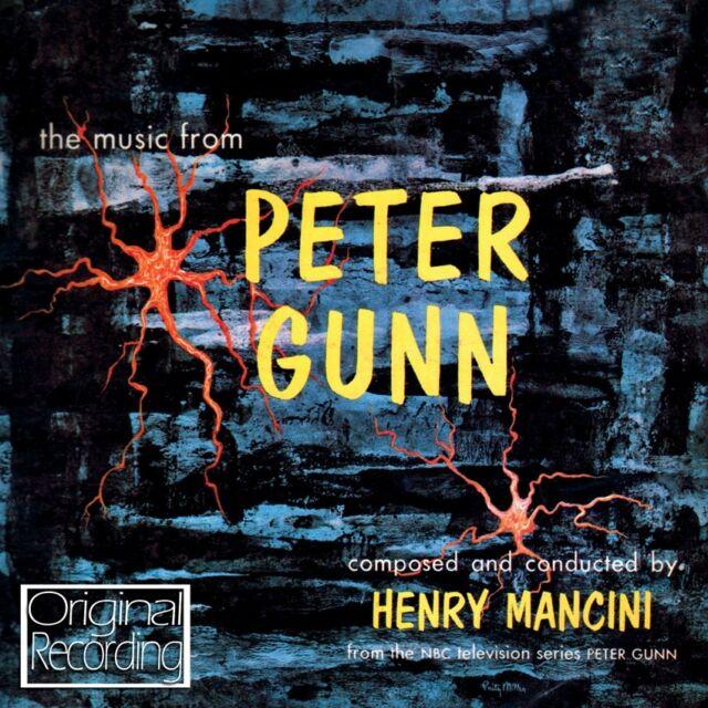 Henry Mancini - The Music From Peter Gunn CD