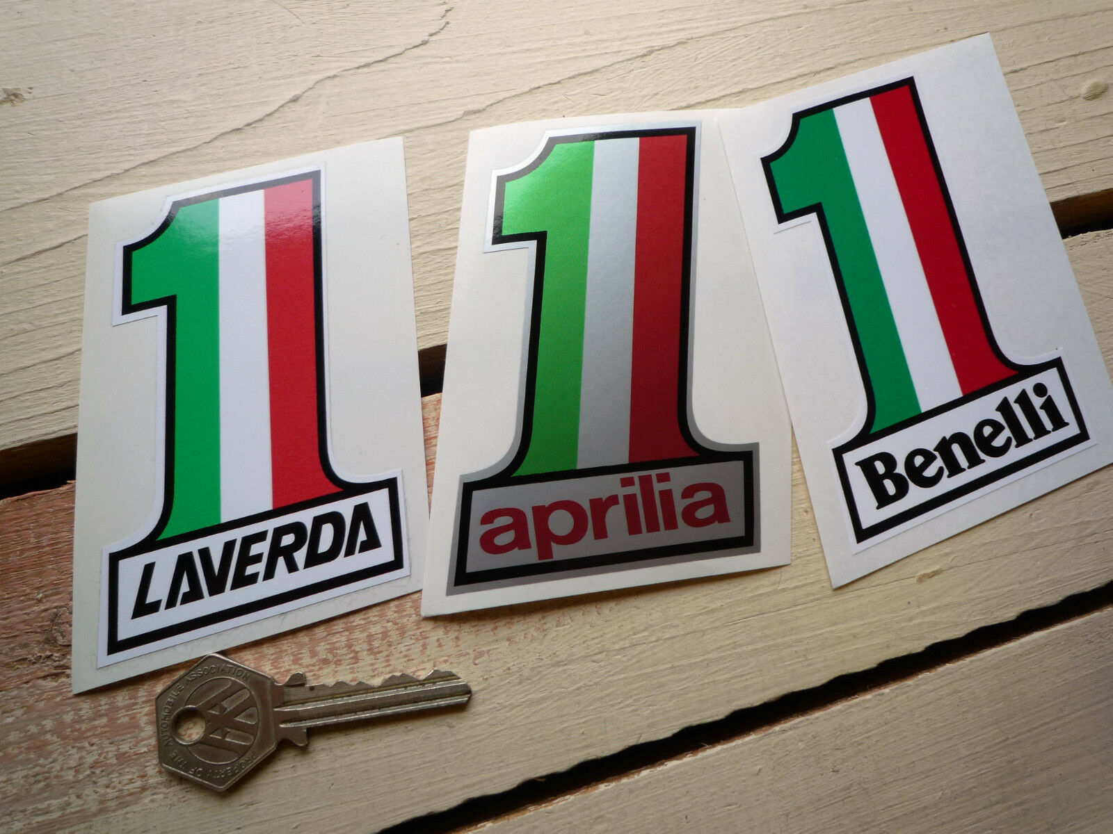 Aprilia LAVERDA BENELLI No Italian Motorcycle Stickers EBay - Motorcycle stickersmotorcycle stickers ebay
