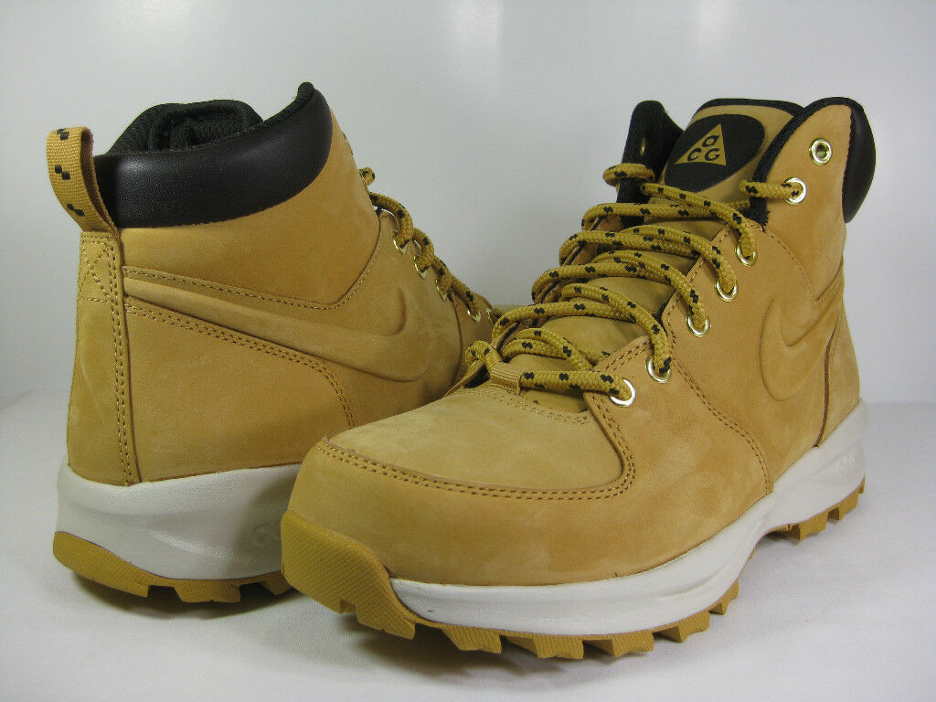 in stock 5a551 59fc0 ... Nike Manoa Leather Boots HaystackVelvet Brown Outlet Picture 1 of 7 .