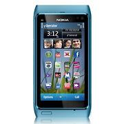 Nokia N8  16 GB  Blue  Smartphone