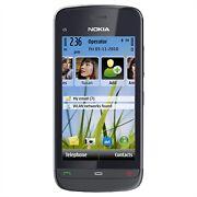 Nokia C5 03  Black  Smartphone