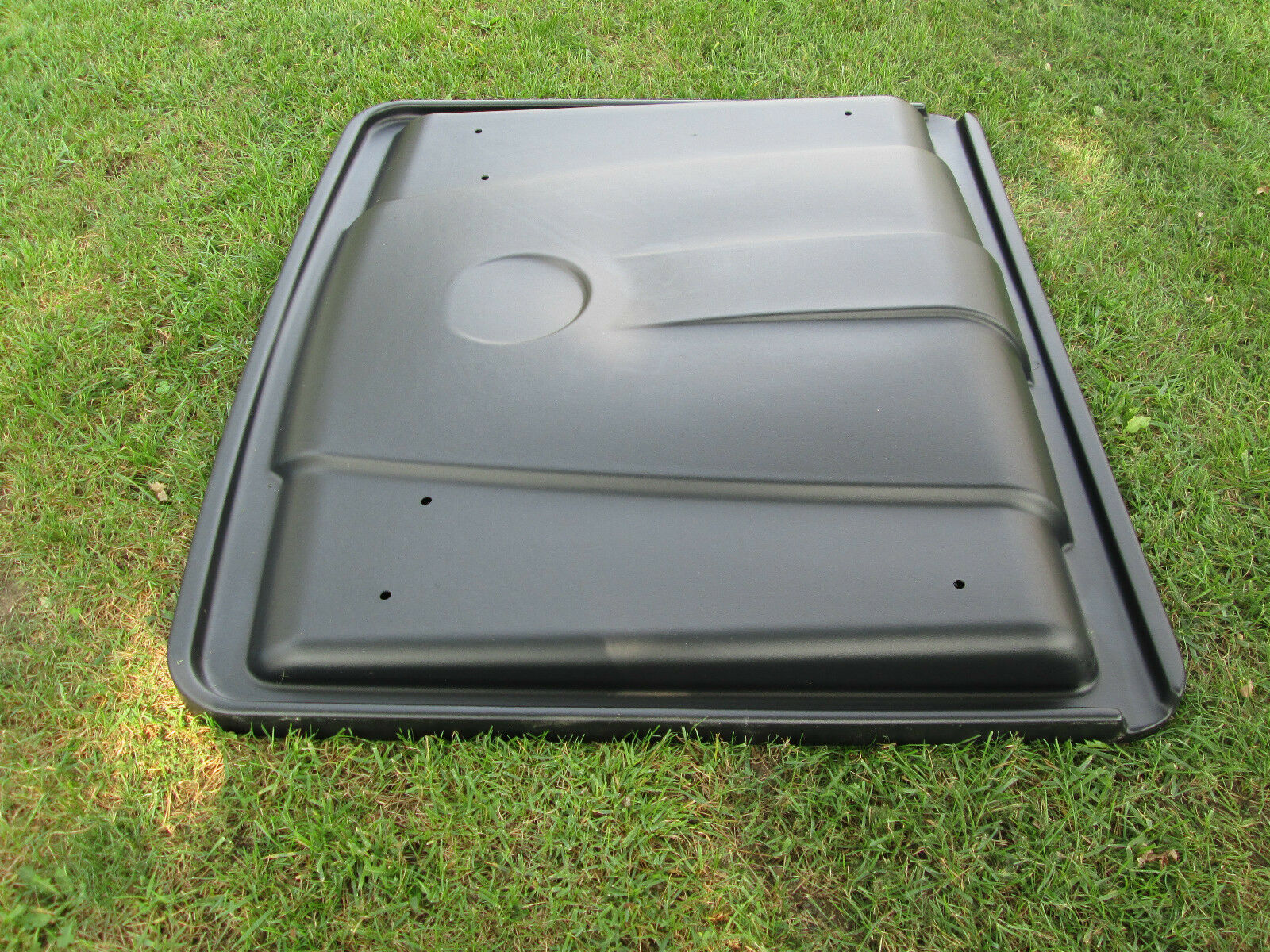 Club Car 53 Canopy Replacement Top Kit 103955901 Black Ebay
