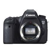 Canon EOS 6D 20.2 Megapixels Digital Camera  Blac...