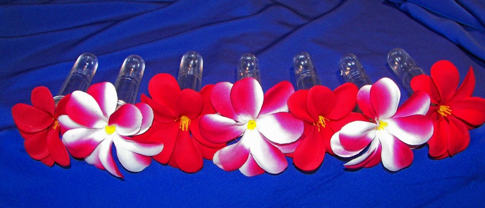 7 hummingbird feeder replacement tubes 3 inch silk plumeria flowers picture 1 of 1 mightylinksfo