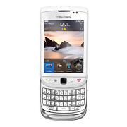 Blackberry Torch 9800  4 GB  White  Smartphone