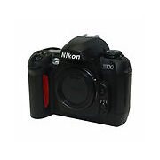 Nikon D100 6.1 Megapixels Digital Camera  Black (...