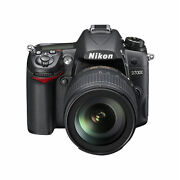 Nikon D7000 16.2 Megapixels Digital Camera  Black...