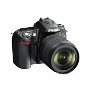 Nikon D90 12.3 Megapixels Digital Camera  Black (...