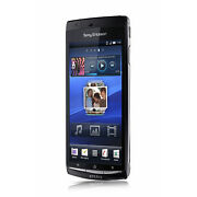 Sony Ericsson XPERIA Arc S  1 GB  Gloss black  Sm...