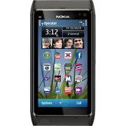 Nokia N8  16 GB  Dark Grey  Smartphone