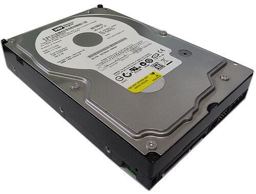 """Western Digital 160GB 8MB Cache 7200RPM SATA 3.0Gb/s 3.5"""" Hard Drive -WD1600JS"""
