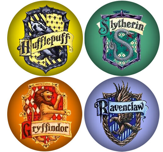 photo regarding Harry Potter House Badges Printable known as Hogwarts Household Pin - 5 Pins in just Show Circumstance. Harry Potter Noble Range