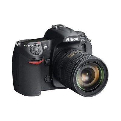 Nikon D300s 12.3 Megapixels Digital Camera - Black (Kit w/ Customized Lens)