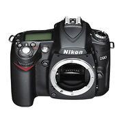 Nikon D90 12.3 Megapixels Digital Camera  Black (...