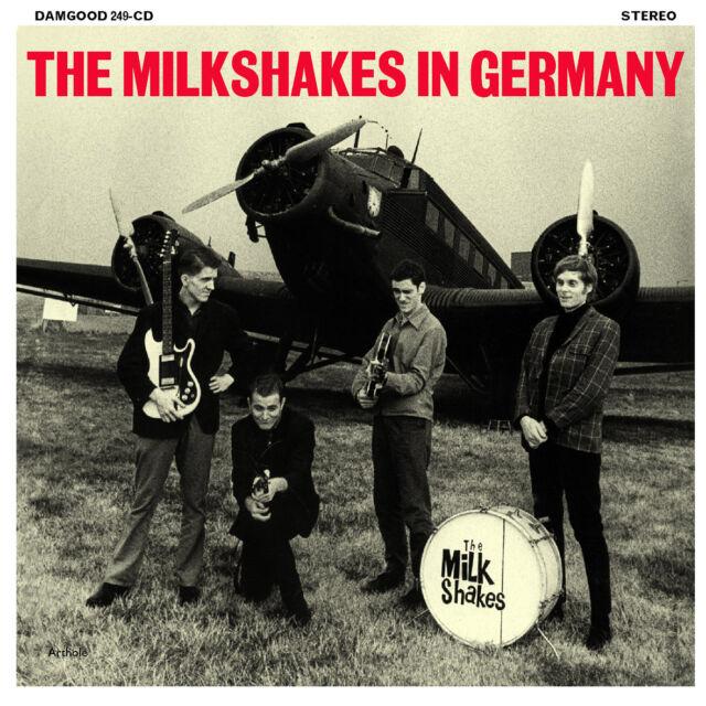 The Milkshakes - In Germany  *NEW CD*  BILLY CHILDISH