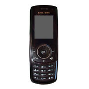 Samsung SGH J750  Black  Mobile Phone