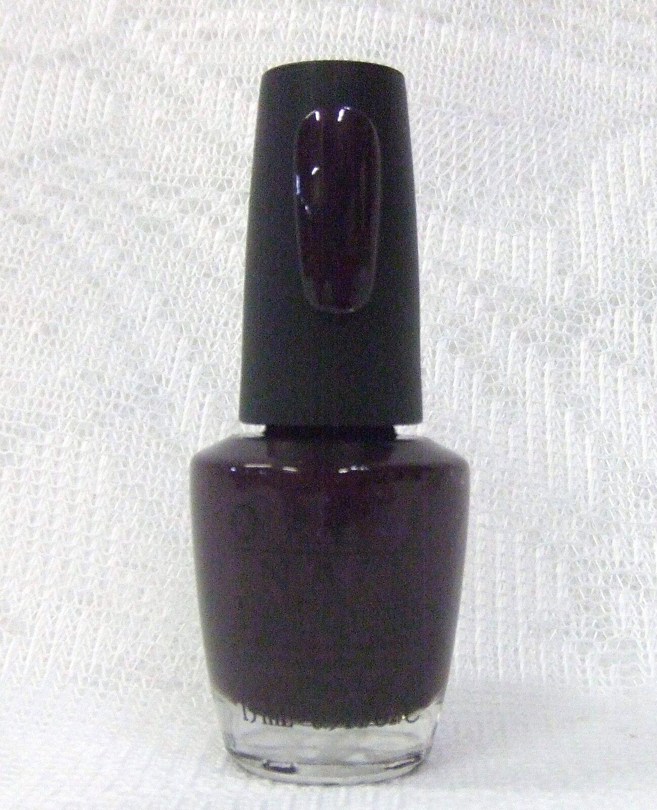 OPI Nail Polish Color Lincoln Park at Midnight D01 .5oz/14ml | eBay