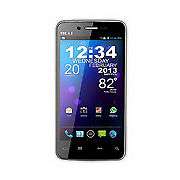 BLU QUATTRO 4.5  4 GB  Black  Smartphone