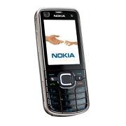 Nokia 6220 Classic  Black  Smartphone
