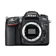 Nikon D7100 24.1 Megapixels Digital Camera  Black...