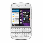 Blackberry Q10  16 GB  White  Smartphone