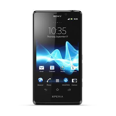 Sony  Xperia T - 16 GB - Black - Smartphone