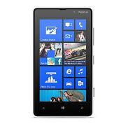 Nokia Lumia 820  8 GB  White  Smartphone