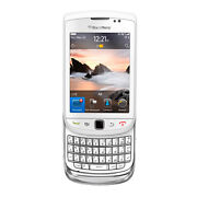 Blackberry Torch 9810  8 GB  White  Smartphone