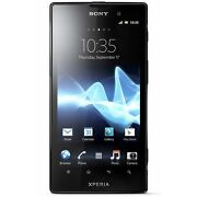 Sony Ericsson XPERIA ion HSPA  1 GB  Black  Smart...