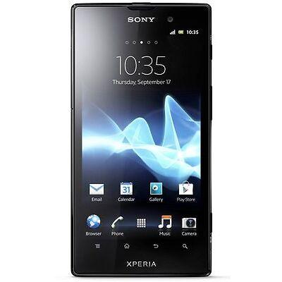Sony Ericsson XPERIA ion HSPA - 1 GB - Black - Smartphone
