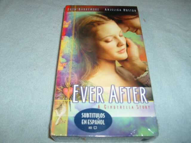 Ever After: A Cinderella Story (VHS, 1998, Spanish Subtitled) - NEW - BARRYMORE