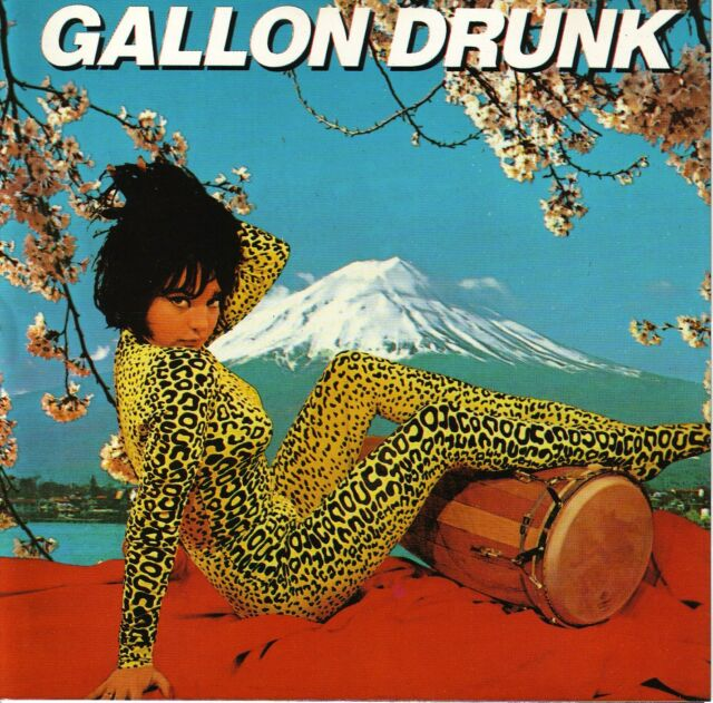 Tonite... The Singles Bar - GALLON DRUNK