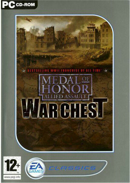 Medal of Honor: Allied Assault War Chest  (PC CD)