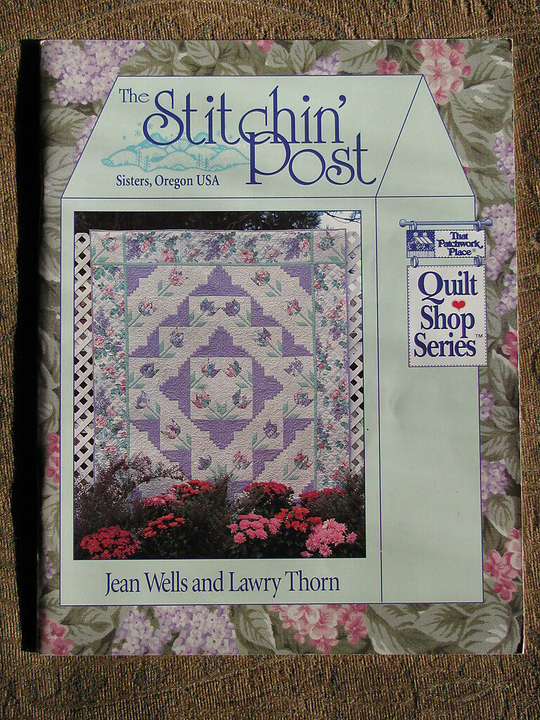 That Patchwork Place Quilt Shop Series Pattern Book The Stitchin ... : quilt shop sisters oregon - Adamdwight.com