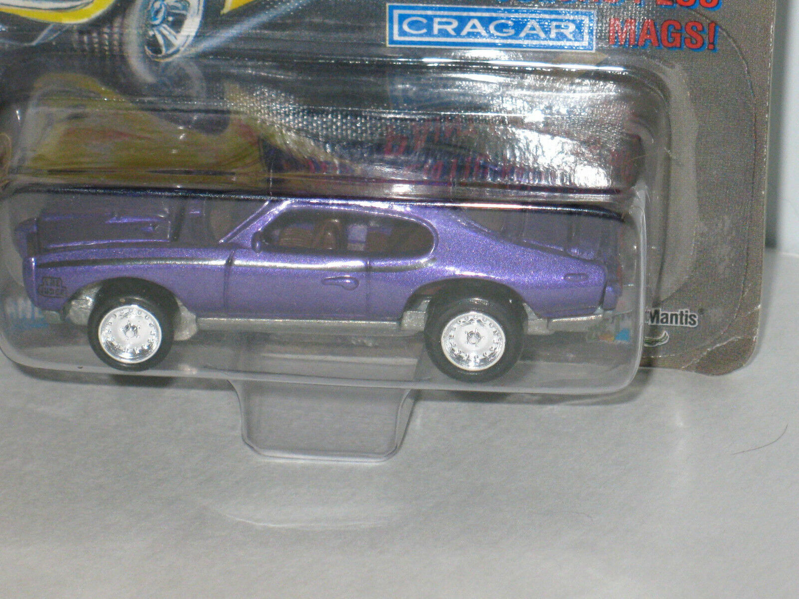 Johnny Lightning Muscle Cars 1969 GTO Judge Purple Series 10 Limited ...