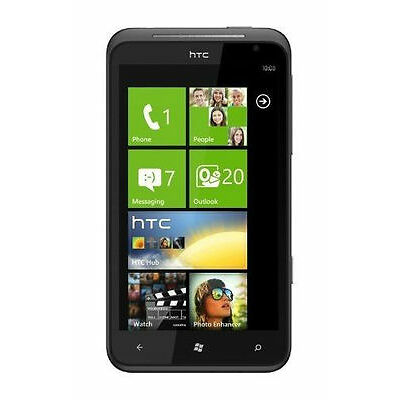 HTC Titan II - 16 GB - Black - Smartphone