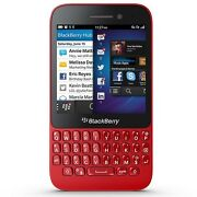 Blackberry Q5  8 GB  Red  Smartphone
