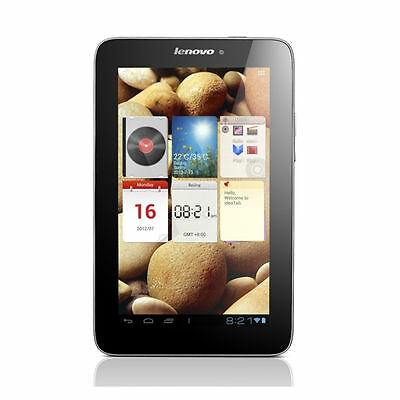 Lenovo IdeaTab A2107 16GB, 3G, 7in - Black Tablet