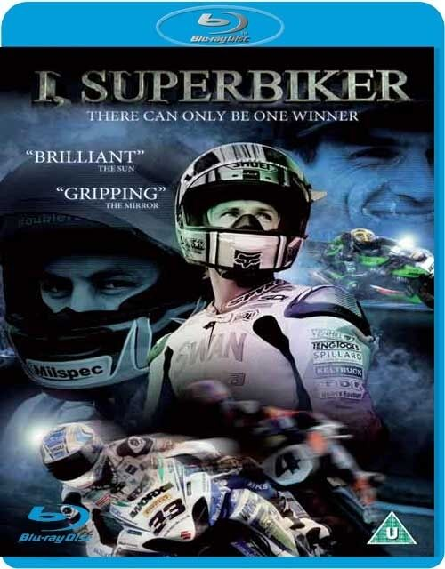 I, SUPERBIKER - FILM BLU RAY 2011