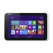 Acer Iconia W3 810 32GB, Wi Fi, 8.1in  White Tabl...