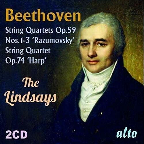 The Lindsays - Beethoven [New CD]