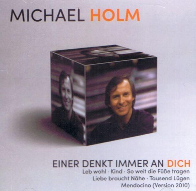 MUSIK-CD NEU/OVP - Michael Holm - Einer denkt immer an dich