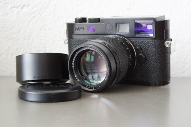 Leica Summarit-M 90mm 2.5 Leica M / Sony A7 / E-Mount