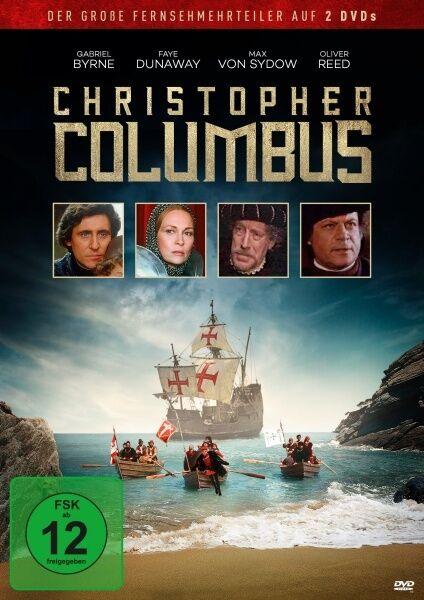 Christopher Columbus - Der große Fernsehmehrteiler auf 2 DVD