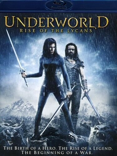 Underworld: Rise of the Lycans (2009, REGION A Blu-ray New) BLU-RAY/WS