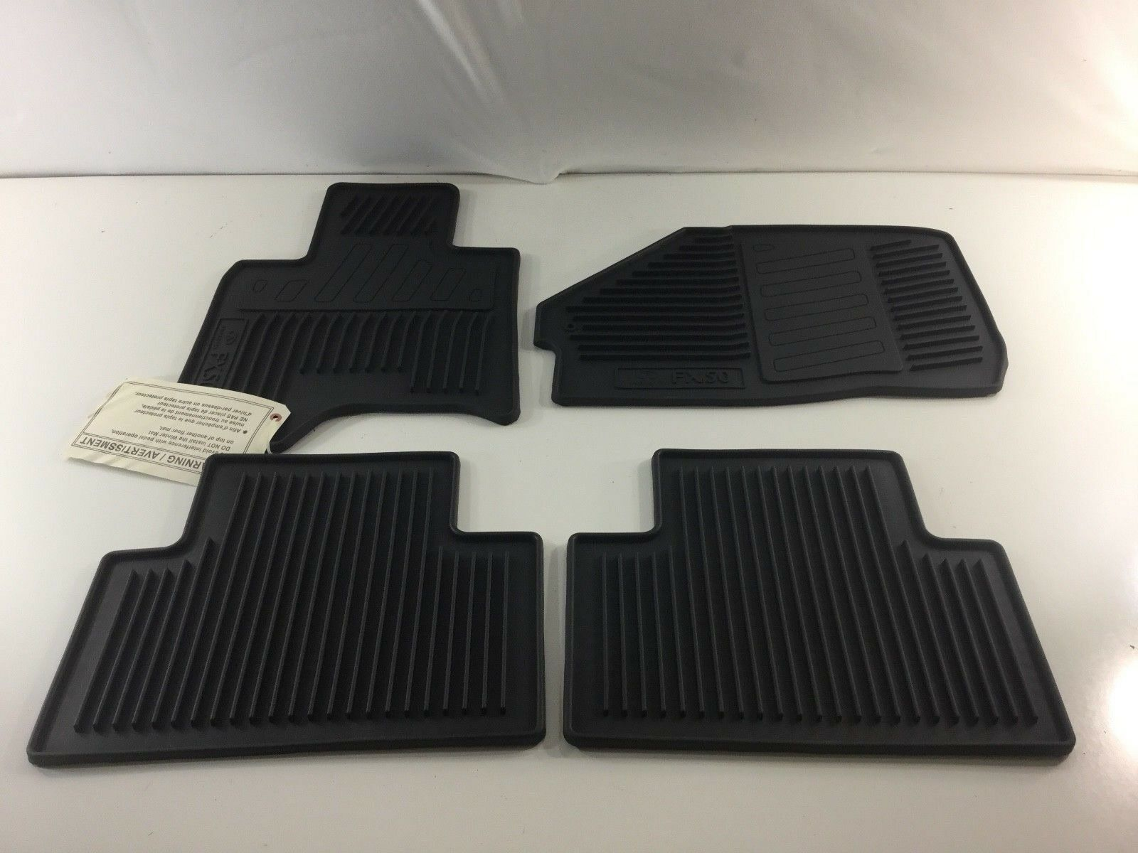 black floor infiniti set factory two birds of mats home from weather all