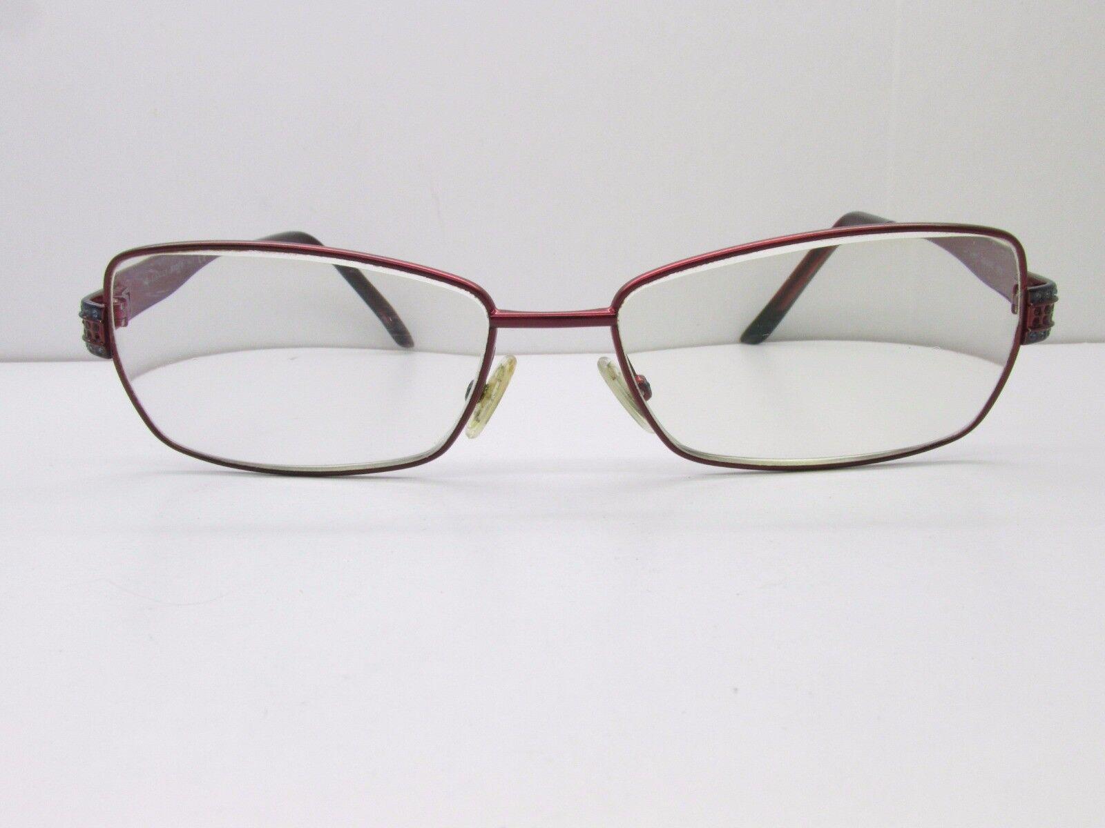 Gucci GG 2750 Eyewear Frames 56-15-140 Gold Rectangle Tv6 32009 | eBay