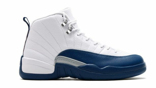 jordan retro 12 mens blue