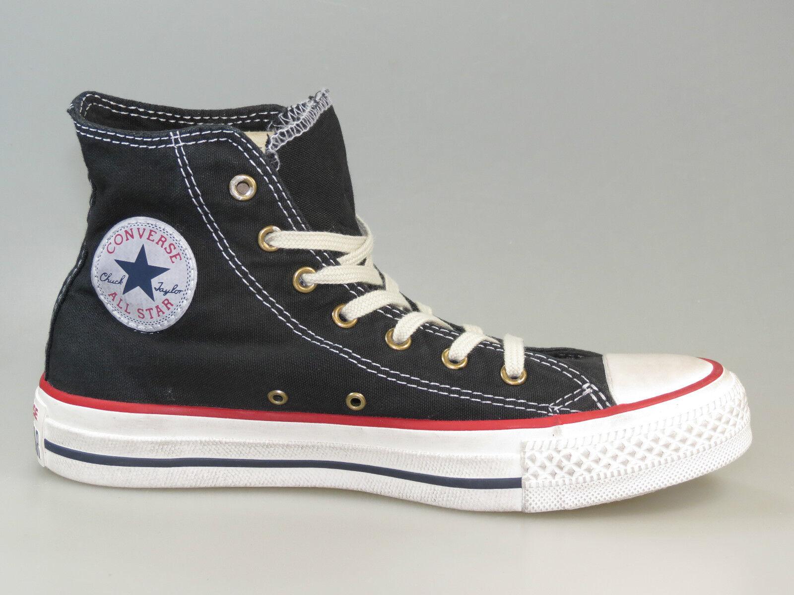 Converse Chucks CT HI BLACK Allstar 139907c Nuovo
