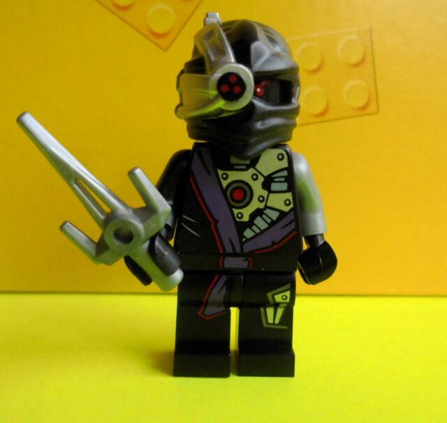 Lego Figur Ninja Ninjago Nindroid Neu 70725